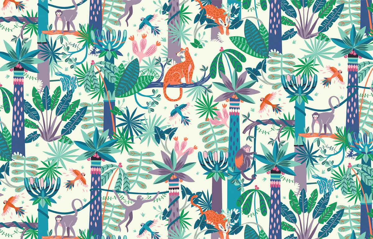 Manaus - Fabric Collection