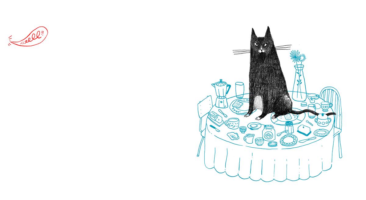 Un día de Gatos