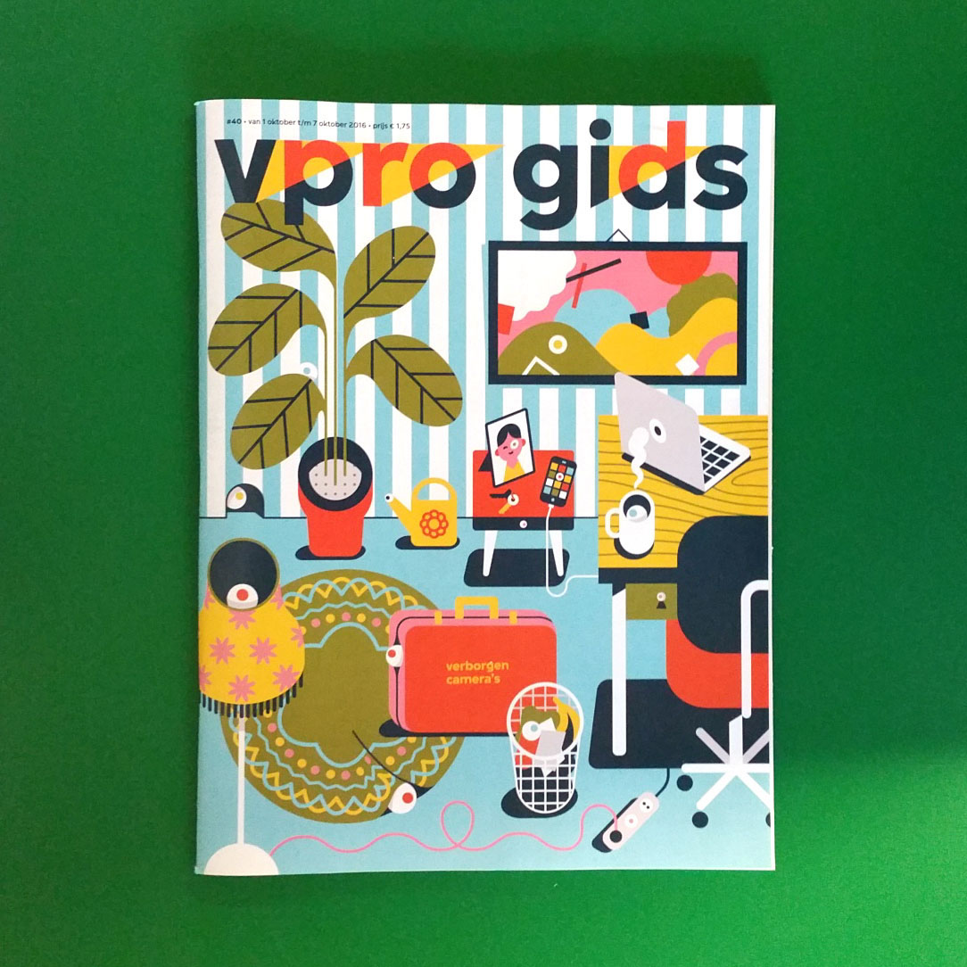 VPRO COVER
