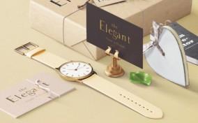 """The Elegant – Bộ nhân diện thương hiệu của hai cô nàng """"ngoại đạo"""""""