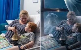 """""""Điều ước Giáng sinh"""" – Dự án Photography ý nghĩa của Karen Alsop"""