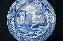 Cumbrian Blue – Vẻ đẹp sáng trắng và xanh Collage đến từ Ceramic