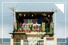 [Photography] Malaga – Những ngôi nhà mang phong cách Paracosmos