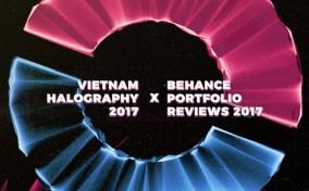 Vietnam Halography 2017 – Kiến tạo tầm nhìn mới cùng ngành Thiết kế Sáng tạo