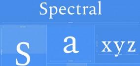 Google ra mắt Spectral – font chữ thông minh có thể biến đổi để phù hợp với bất kỳ thiết kế nào