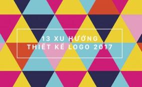 13 Xu hướng thiết kế Logo năm 2017