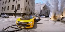 Transformers: The Last Knight tạo dựng các cảnh cháy nổ như thế nào?
