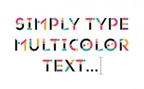 """Adobe Illustrator cập nhật tính năng mới cho phép """"làm màu"""" chữ"""