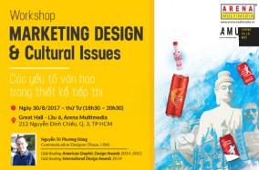 Workshop: Các yếu tố văn hóa trong thiết kế tiếp thị