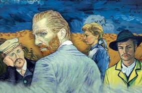 Loving Vincent, bộ phim bằng tranh vẽ sơn dầu về cuộc đời Van Gogh