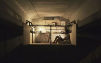 Studio dưới gầm cầu của Fernando Abellanas