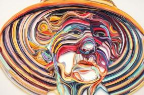 Chỉ với giấy và keo, Yulia Brodskaya đã sáng tạo nên những tác phẩm tuyệt vời này