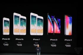 Tại sao có Apple lại không có mẫu iPhone 9 ?