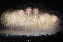 """Những bức ảnh tuyệt đẹp về lễ hội pháo hoa """"Hanabi Taikai"""""""