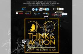 CMO THINK & ACTION 2017 – GROW THE EXPERT IN YOU CUỘC ĐUA TRẢI NGHIỆM THẬT- NHANH QUY TRÌNH LÀM VIỆC TẠI AGENCY