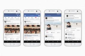 Facebook cập nhật giao diện mới, màu sắc sáng hơn, icon to hơn, hình ảnh đại diện từ vuông thành tròn