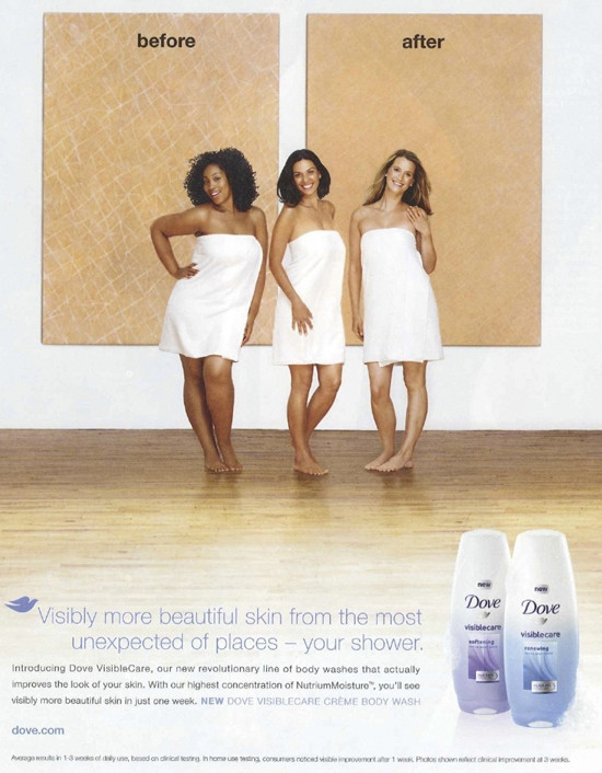 DOVE-VISIBLE-CARE-AD