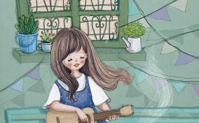 Bất ngờ với tranh vẽ chì và tô màu trên Picsart từ cô gái sinh năm 98