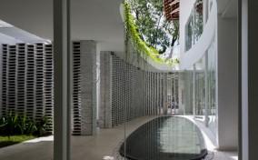 Làm mới kiến trúc Biệt thự 70 tuổi đời: Cỗ nhưng không cũ