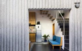 Thiết kế thông minh biến căn nhà 18m2 trở nên thú vị