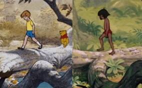"""15 cảnh phim được """"dùng đi dùng lại"""" không biết chán trong hoạt hình Disney"""