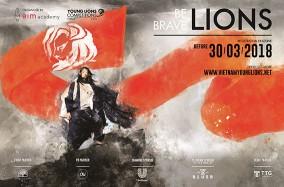 """Vietnam Young Lions 2018 – Sự Trở Lại Của Những """"Chú Sư Tử"""" Việt Mang Khát Vọng Sáng Tạo Vươn Tầm Thế Giới"""