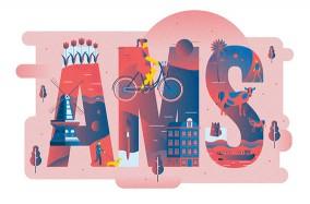 Những thành phố sắc màu – chuỗi tranh minh họa đầy cảm hứng từ Sail Ho Studio