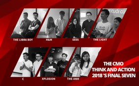 CMO Think & Action 2018 – Trận đấu của những Marketer trẻ