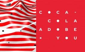 Coke x Adobe x You: Dự án sáng tạo của Coca-Cola và Adobe dành cho cộng đồng thiết kế