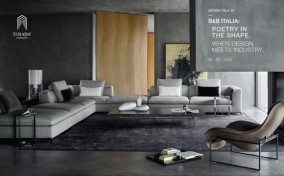 Eurasia Concept Design Talk #6: B&B Italia – Poetry in the shape. When design meets industry