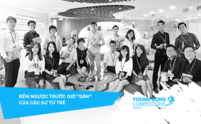 """Đếm ngược trước giờ đi """"săn"""" của các sư tử trẻ tại Vietnam Young Lions 2018"""