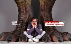 """Just4Film #4: 6 bài học từ Steven Spielberg mà các nhà làm phim tương lai cần """"nghiền ngẫm"""""""