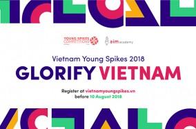 Vietnam Young Spikes năm thứ 5 đã trở lại với khát vọng làm rạng danh  Việt Nam