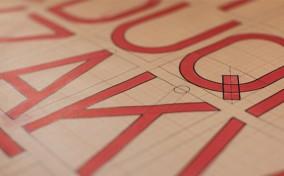Adobe tạo ra 5 phông chữ từ kiểu chữ Lettering bị mất của các nhà thiết kế đầu tiên ở Học Viện thiết kế Bauhaus