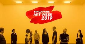 5 trong số những sự kiện tham quan tự do tại Tuần lễ Nghệ thuật Singapore (Singapore Art Week) 2019
