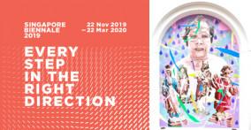 Trải nghiệm để đánh thức ý tưởng sáng tạo tại Singapore Biennale 2019