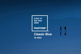 Classic Blue – Màu của năm 2020 vừa được Pantone công bố