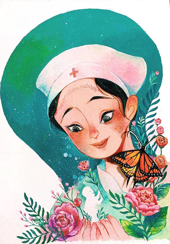 rgb_creative_idea_tranh_ve_cua_hoa_si_viet_mua_covid-19-nguyen_uyen_artist