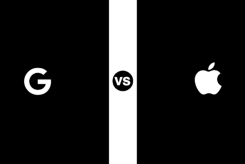 UX design Apple & Google