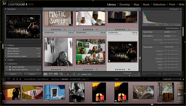 RGB.vn | Phát hành miễn phí Adobe Lightroom 4