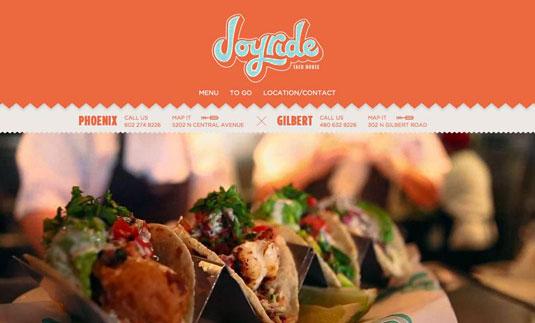 Bản quyền hình ảnh của Joyride Taco House