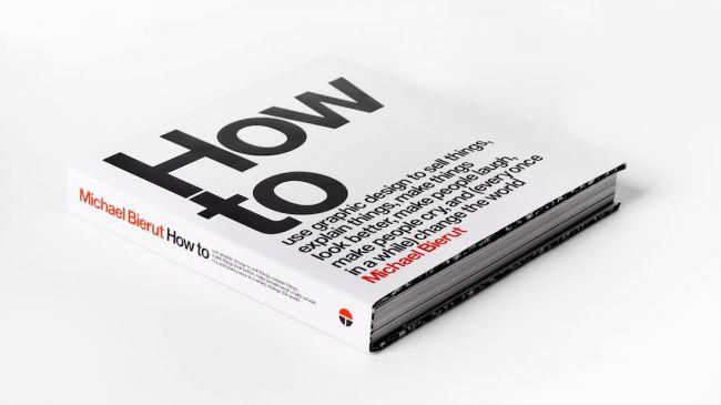 1 quyển sách với tựa đề súc tích từ tác giả Michael Bierut